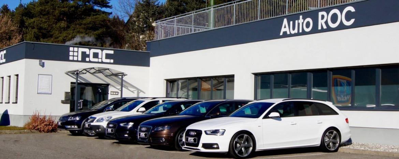 Bei uns sind Sie immer an der richtigen Stelle! bei Auto ROC GmbH in Spittal an der Drau