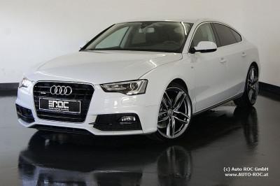 Audi A5 SB 2,0 TDI quattro S-tronic S-Line Plus/Xenon/Navi/uvm. bei Auto ROC GmbH in Spittal an der Drau