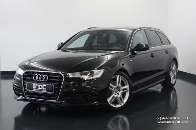 Audi A6 Avant 3,0 TDI quattro Sport DPF S-tronic 2x S-Line/AHK/Kamera/STH/uvm. bei Auto ROC GmbH in Spittal an der Drau