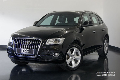 Audi Q5 2,0 TDI quattro 2x S-Line/Keyless/Navi/Xenon/SHZ/Bluetooth bei Auto ROC GmbH in Spittal an der Drau