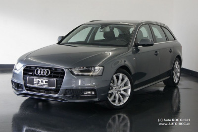 Audi A4 Avant 2,0 TDI quattro S-tronic  Assistenzpaket/S-Line /Standheizung/Navi/uvm bei Auto ROC GmbH in Spittal an der Drau