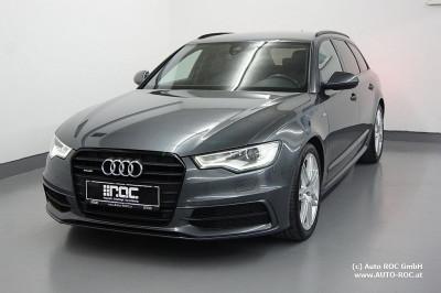 Audi A6 Avant 3,0 TDI quattro Sport S-tronic 2x S-Line/Xenon/Navi/Teil-Leder/AHK/Kamera/uvm bei Auto ROC GmbH in Spittal an der Drau