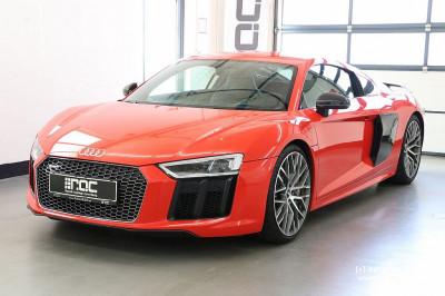 Audi R8 Coupé plus 5,2 FSI quattro S-tronic Magnetic/Laser/Sport-AGA/Dynamik-Lenkung/20″ bei HWS || Auto ROC GmbH in Spittal an der Drau