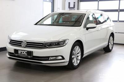 VW Passat Variant Highline 2,0 TDI DSG LED/Navi/Leder-Alcantara/ACC/DCC/uvm bei HWS || Auto ROC GmbH in Spittal an der Drau