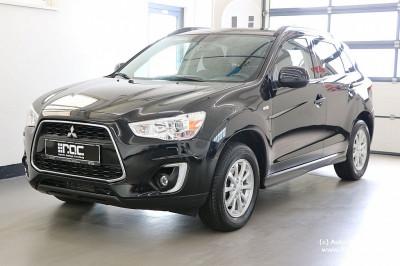 Mitsubishi ASX 1,8 DI-D LP Invite Bluetooth/Tempomat/AHK/4WD bei HWS || Auto ROC GmbH in Spittal an der Drau