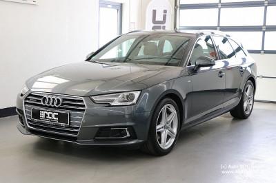 Audi A4 Avant 2,0 TDI quattro Sport S-tronic S-line/Virtual Cockpit/Navi/Teilleder/Xenon/uvm EURO6 bei HWS || Auto ROC GmbH in Spittal an der Drau