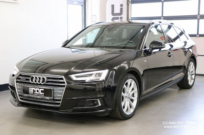 Audi A4 Avant 2,0 TDI quattro Sport S-tronic S-Line/LED Matrix/ACC/Navi+/uvm.. bei HWS || Auto ROC GmbH in Spittal an der Drau