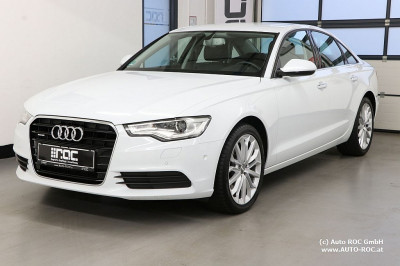 Audi A6 3,0 TDI quattro S-tronic DPF Xenon/Navi/Sportsitze/Kamera/uvm bei HWS || Auto ROC GmbH in Spittal an der Drau