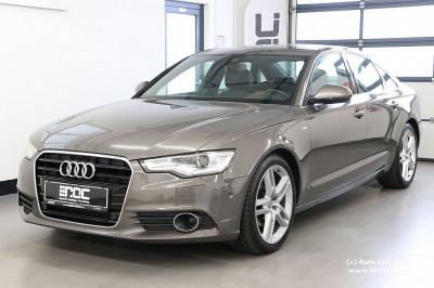 Audi A6 3,0 TDI quattro S-tronic DPF S line/ACC/Xenon/Navi+/Kamera/Teilleder/uvm bei HWS || Auto ROC GmbH in Spittal an der Drau