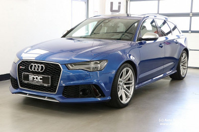 Audi RS6 Avant 4,0 TFSI COD tiptronic Matrix/Glas-Dach/ACC/BOSE/Teil-Leder bei HWS || Auto ROC GmbH in Spittal an der Drau
