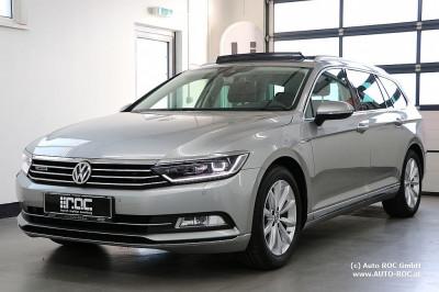 VW Passat Variant SCR Highline TDI 4Motion DSG LED/DCC/ACC/AHK/STH/Navi/uvm EURO6 bei HWS || Auto ROC GmbH in Spittal an der Drau