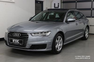 Audi A6 Avant 3,0 TDI clean Diesel Quattro S-tronic Panorama/LED/STH/Leder/Navi/Kamera bei HWS || Auto ROC GmbH in Spittal an der Drau