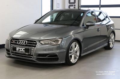Audi S3 SB 2,0 TFSI quattro S-tronic S-Sitze/LED/Kamera/B&O/Leder bei HWS || Auto ROC GmbH in Spittal an der Drau