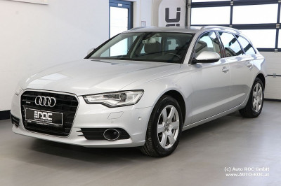 Audi A6 Avant 3,0 TDI quattro Daylight S-tronic Assistenzpaket/Xenon/Navi+/Kamera/STH bei HWS || Auto ROC GmbH in Spittal an der Drau