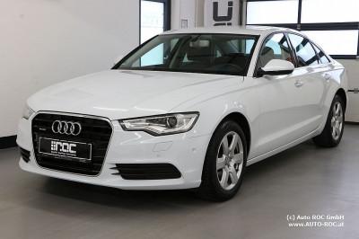 Audi A6 3,0 TDI quattro S-tronic DPF Sportsitze/Leder-Alcantara/Kamera/Navi/Xenon/uvm bei HWS || Auto ROC GmbH in Spittal an der Drau