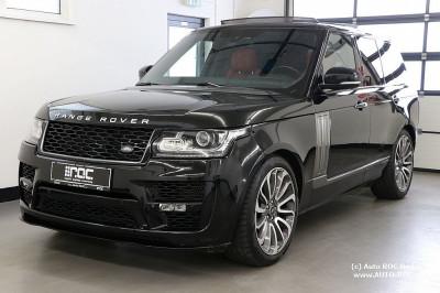 Land Rover Range Rover 4,4 SDV8 // Autobiography  // SVO Design Pack // bei HWS || Auto ROC GmbH in Spittal an der Drau