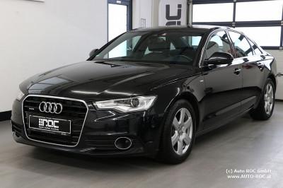 Audi A6 3,0 TDI quattro S-tronic DPF S line Sportpaket/Assistenzpaket/Xenon/Navi/Kamera/uvm bei HWS || Auto ROC GmbH in Spittal an der Drau