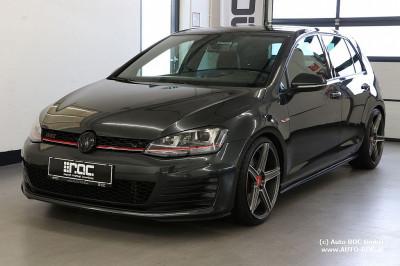 VW Golf GTI 2,0 TSI bei HWS || Auto ROC GmbH in Spittal an der Drau