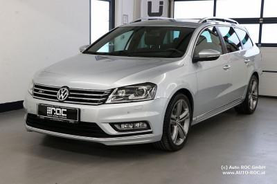 VW Passat Variant 4Sports BMT 2,0 TDI DPF R-Line Exterieurpaket bei HWS || Auto ROC GmbH in Spittal an der Drau