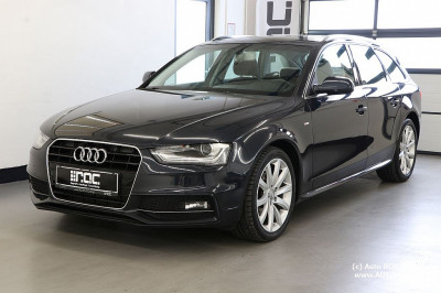 Audi A4 Avant 2,0 TDI Aut. S line/Xenon/Navi/Sportsitze/uvm bei HWS || Auto ROC GmbH in Spittal an der Drau