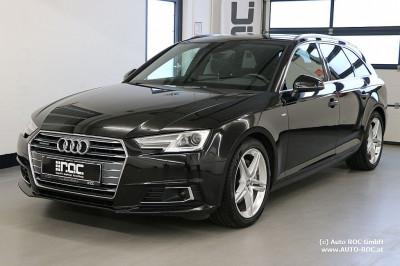 Audi A4 Avant 2,0 TDI quattro Sport S-tronic S line/Virtual-Cockpit/Kamera/Memory bei HWS || Auto ROC GmbH in Spittal an der Drau