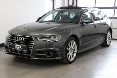 Audi A6 Avant 3,0 TDI clean Diesel Quattro S-tronic Matrix-LED/Panorama/AHK/S line/Kamera bei HWS    Auto ROC GmbH in Spittal an der Drau
