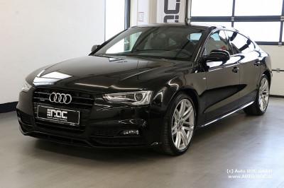 """Audi A5 SB 2,0 TDI quattro """"Sport Edition plus"""" bei HWS    Auto ROC GmbH in Spittal an der Drau"""