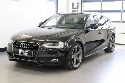 Audi A4 Avant 3,0 TDI quattro S-tronic S LINE/ACC/STH/Leder/Navi+/uvm bei HWS    Auto ROC GmbH in Spittal an der Drau