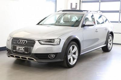 Audi A4 Allroad 2,0 TDI quattro S-tronic Xenon/Navi+/Leder/Panorama/uvm bei HWS    Auto ROC GmbH in Spittal an der Drau