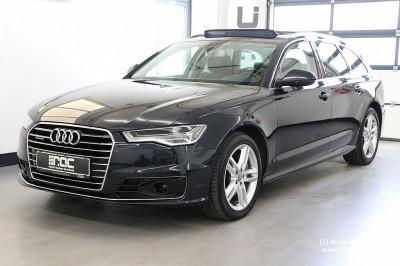 Audi A6 Avant 3,0 TDI clean Diesel Quattro intense S-tronic Matrix LED/Panorama/Kamera/Navi+/STH/Leder/uvm bei HWS || Auto ROC GmbH in Spittal an der Drau
