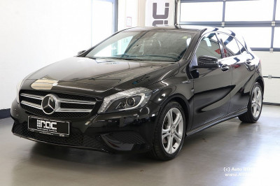 Mercedes-Benz A 180 CDI BlueEfficiency AMG-Sport/Urban-Paket/LED/Teilleder bei HWS || Auto ROC GmbH in Spittal an der Drau