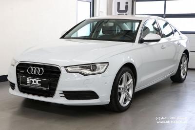 Audi A6 3,0 TDI quattro S-tronic Xenon/Navi/Sportsitze/Kamera/Leder-Alcantara bei HWS || Auto ROC GmbH in Spittal an der Drau
