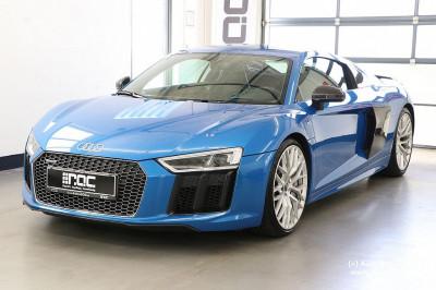 Audi R8 Coupé plus 5,2 FSI quattro S-tronic Magnetic/Laser/Sport-AGA/Dynamik-Lenkung/20″/Garantie bei Auto ROC GmbH in Spittal an der Drau