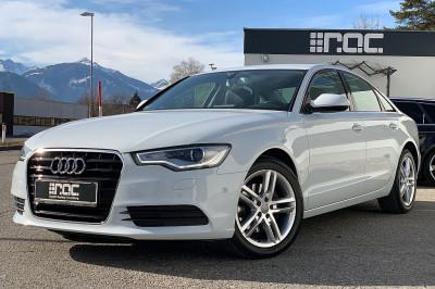Audi A6 3,0 TDI quattro S-tronic Xenon/Navi/Sportsitze/Kamera/Leder-Alcantara bei Auto ROC GmbH in Spittal an der Drau