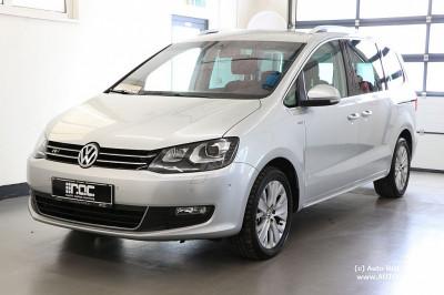 VW Sharan Comfortline BMT 2,0 TDI 4Motion Navi/Kamera/Park-Pilot/BT bei Auto ROC GmbH in Spittal an der Drau