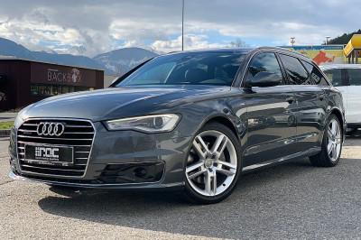 Audi A6 Avant 3,0 TDI clean Diesel Quattro S-tronic S line/AHK/Xenon/Navi/ACC bei Auto ROC GmbH in Spittal an der Drau