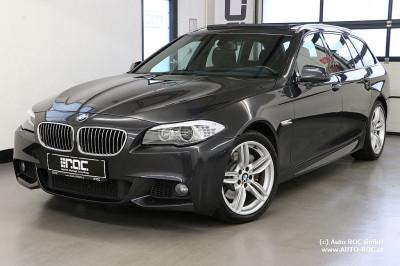 BMW 530d xDrive Touring Aut. M-Sportpakt/Panorama/Alcantara/Navi/SHZ/PDC bei Auto ROC GmbH in Spittal an der Drau