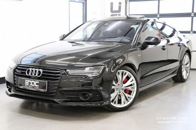 Audi A7 Sportback 3,0 TDI Competition quattro Aut. LED/Leder/ACC/Schiebedach/Nachtsicht/AHK/STH bei Auto ROC GmbH in Spittal an der Drau