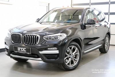 BMW X3 xDrive 20d Aut. LED/Teilleder/Navi-Prof/SHZ/AHK/uvm bei Auto ROC GmbH in Spittal an der Drau