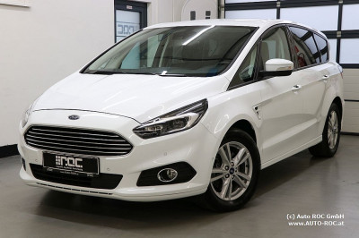 Ford S-MAX Trend 2.0 TDCi AWD Auto-Start/Stop bei Auto ROC GmbH in Spittal an der Drau
