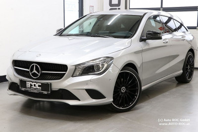 Mercedes-Benz CLA 200 CDI Shooting Brake Aut. bei Auto ROC GmbH in Spittal an der Drau