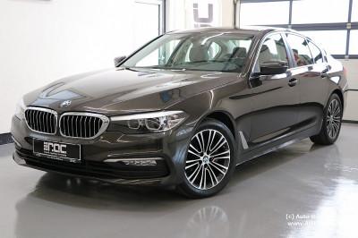 BMW 520d Aut. Xenon/Navi/AHK/Leder/SHZ/Bluetooth/uvm bei Auto ROC GmbH in Spittal an der Drau