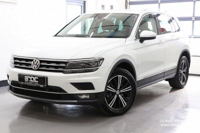 VW Tiguan 2,0 TDI SCR 4Motion Highline DSG LED/Standheizung/SHZ/Bluetooth/uvm bei Auto ROC GmbH in Spittal an der Drau