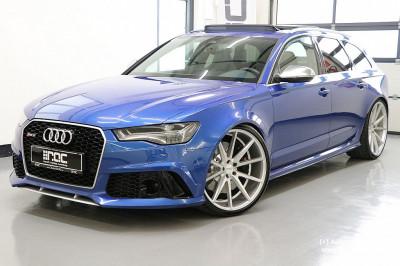 Audi RS6 Avant 4,0 TFSI tiptronic Matrix/Panorama/ACC/BOSE/Leder-Alcantara bei Auto ROC GmbH in Spittal an der Drau