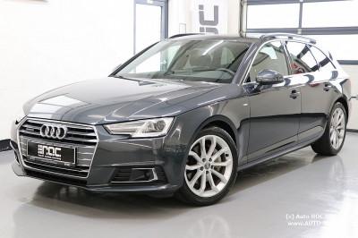 Audi A4 Avant 2,0 TDI quattro Sport S-tronic S line/Virtual/Navi+/ACC/Teilleder bei Auto ROC GmbH in Spittal an der Drau