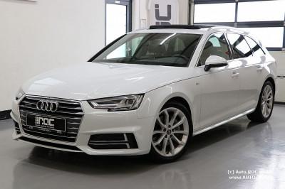 Audi A4 Avant 2,0 TDI quattro Sport S-tronic 2xS line/LED/Virtual/Panorama/3-Zonen/Navi+ bei Auto ROC GmbH in Spittal an der Drau