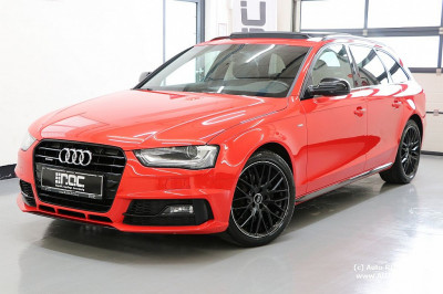 Audi A4 Avant 2,0 TDI quattro S line Competition plus/Panorama/Memory/Xenon/Navi+/AHK bei Auto ROC GmbH in Spittal an der Drau