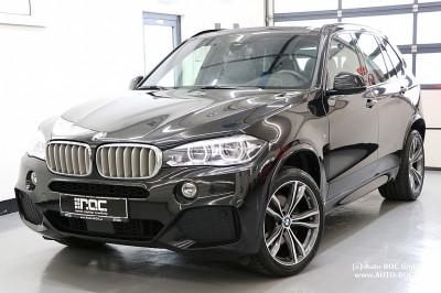 BMW X5 xDrive40d Aut. M-Sportpaket/Panorama/STH/HUD/Navi/LED/uvm bei Auto ROC GmbH in Spittal an der Drau