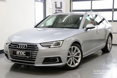 Audi A4 Avant 2,0 TDI quattro Sport S-tronic S line/Virtual/Navi+/STH/ACC bei Auto ROC GmbH in Spittal an der Drau
