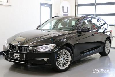 BMW 320d xDrive Touring Österreich-Paket Aut. Xenon/SHZ/PDC/AHK bei Auto ROC GmbH in Spittal an der Drau